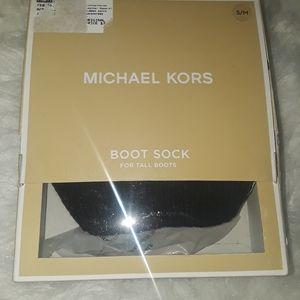 💖  Michael Kors Boot Sock Sz S/M